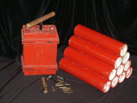 Dynamite Stack