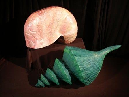 Large Fibreglass Sea Shell-3960
