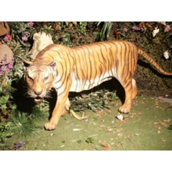 Life Size Bengal Tiger
