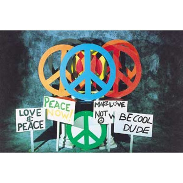 Sign Peace Wheel-10686