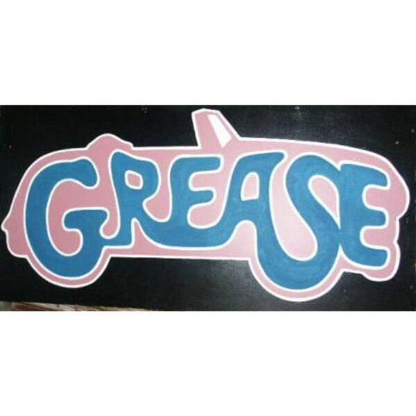 Grease Sign-0