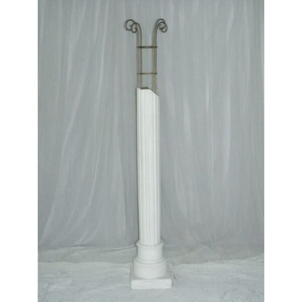 Column with Wire Top-10515