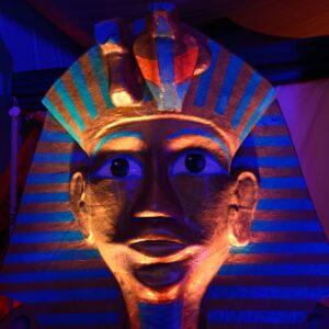 Tutankhamen - Pharaoh Mask
