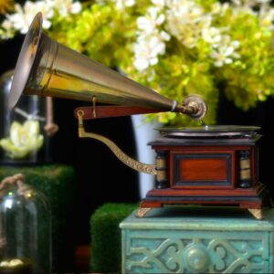 Genuine Period Gramophone