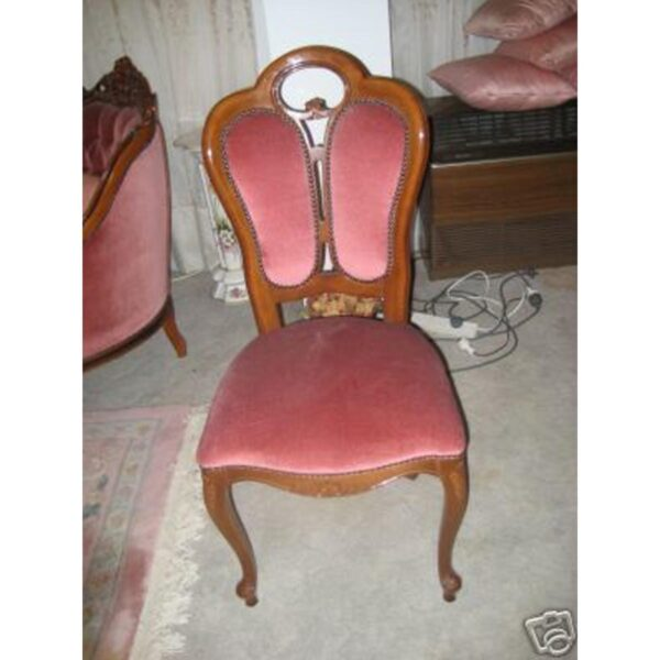 Velvet Chair-0