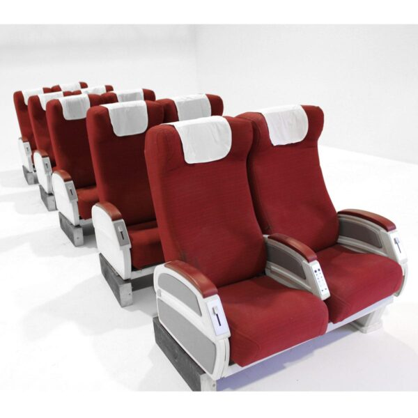 Aircraft Passenger Seats - Sydney Prop Specialists - Prop Hire and Event Theming