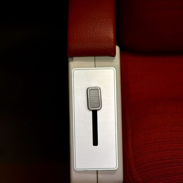 Aircraft Passenger Seats -Detail - Sydney Prop Specialists - Prop Hire and Event Theming