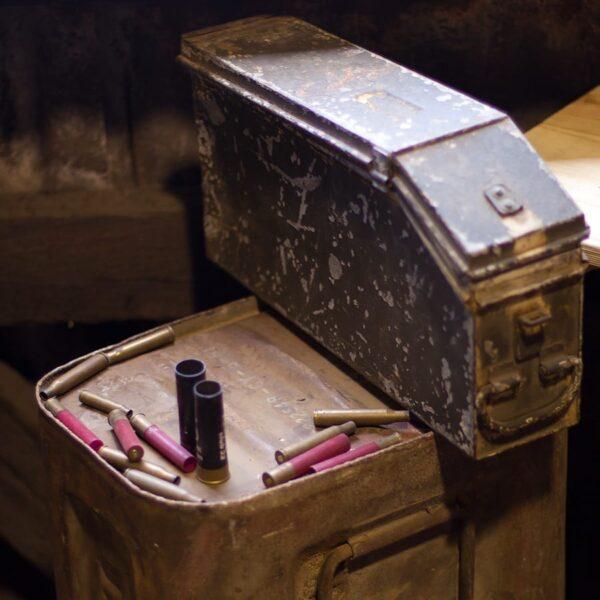 Small Ammunition / Ammo Box-18792