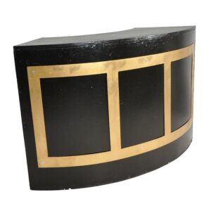 Art Deco Curved Bar Section-0