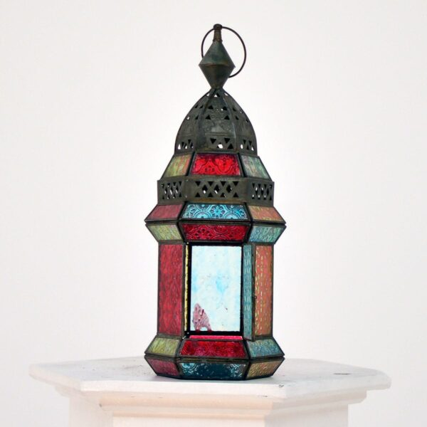Assorted Moroccan Lamps-11537