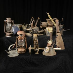 Rustic Metal - Assorted Items