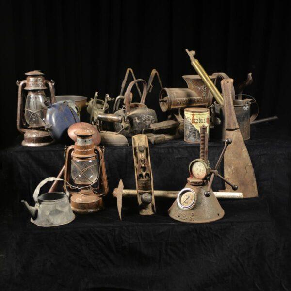 Rustic Metal - Assorted Items