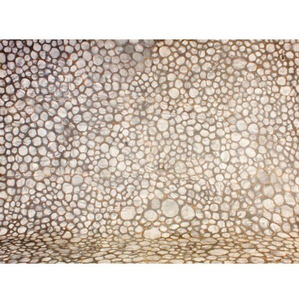 Medieval Cobblestones Painted Floor Cloth BD-504