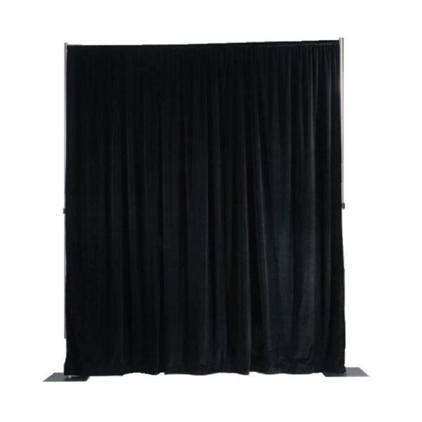 Drape - Black Velvet-0