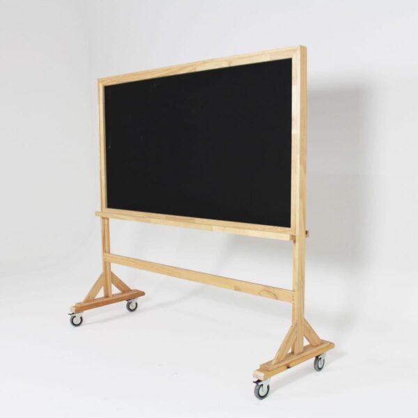 Large Blackboard - School Classroom Style-19182
