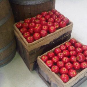 Crate of Apples or Other Fruit and Vegetables-0
