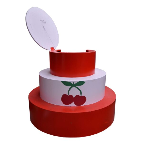 Jump Out Cake