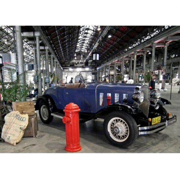 Classic Cars - 1932 and 1935 Chevrolet.-0