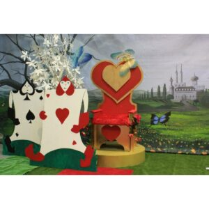 Alice in Wonderland Card Soldiers