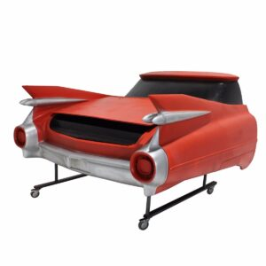 Replica 1950's Chev Car Boots - Sydney Prop Specialists - Prop Hire and Event Theming