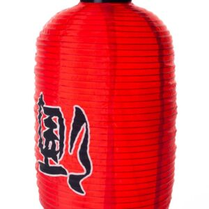 Cylindrical Chinese Paper Lantern