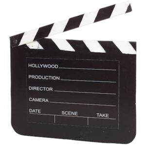 Small Director's Clapper Board-0