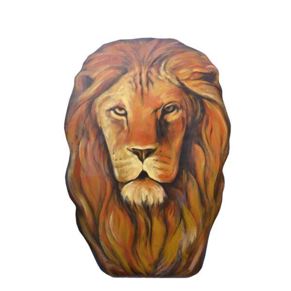 Cutout - Lion Head