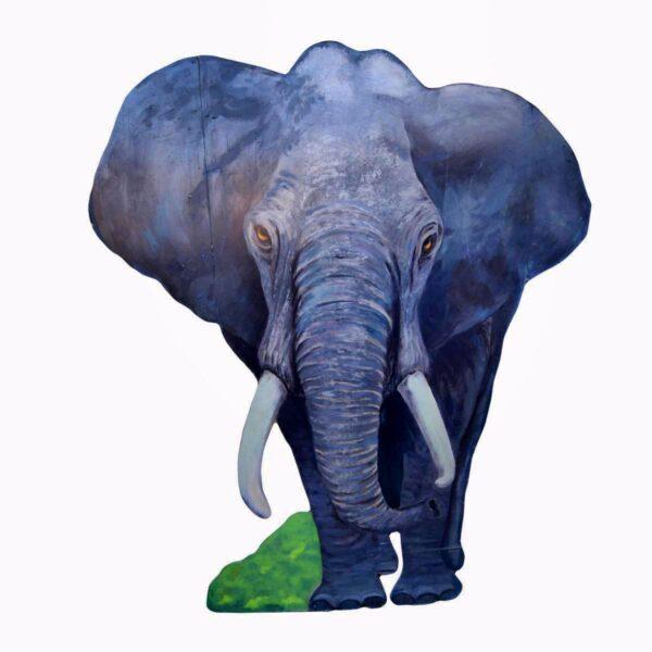 Cutout - Elephant