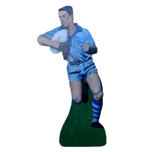 Cutout - NSW Rugby League Player