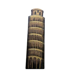 Cutout - Leaning Tower of Pisa
