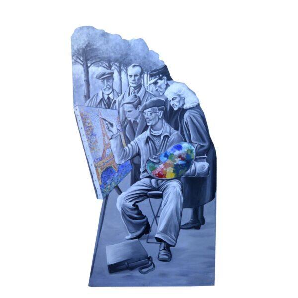 Cutout - Paris Street Artist
