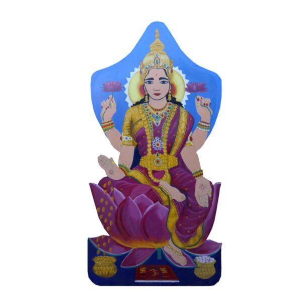 Cutout - Indian Hindu Goddess
