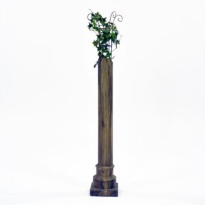 Column with Wire Top-0