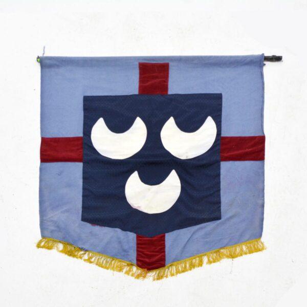 Medieval Cresent Moon Banner-11641