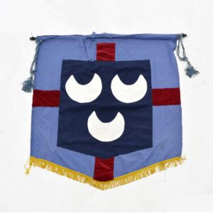 Medieval Cresent Moon Banner-0