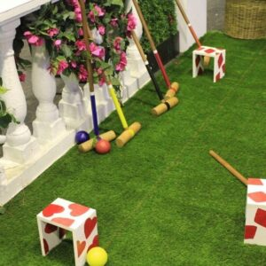 Croquet Set - Alice in Wonderland -0