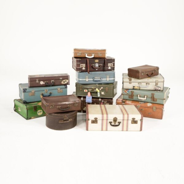 period suitcases for hire - sydney props