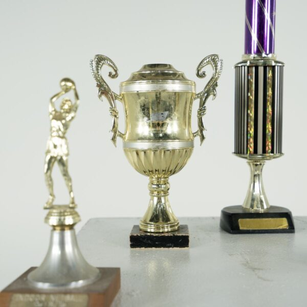 large trophies for hire - sydney props