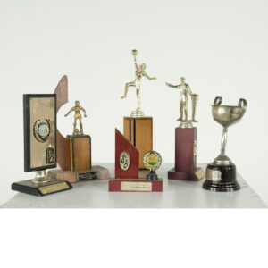 small trophies for hire - sydney props