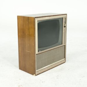 Old TV Television Unit, medium for hire - sydney props