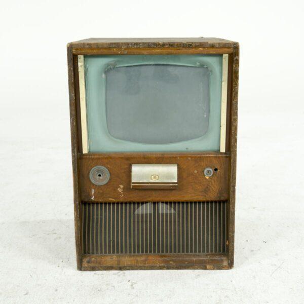 Old TV Television Unit, medium for hire - sydney props