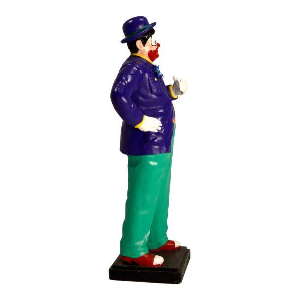 Lifesize Clown Statue