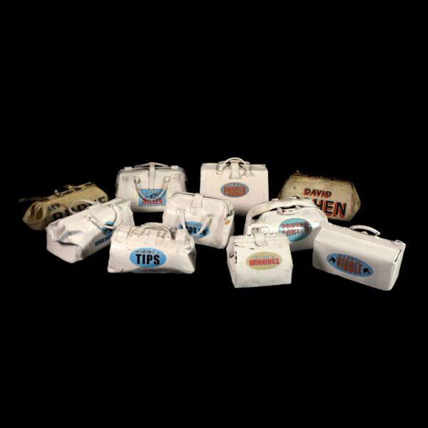 Racetrack Bookies Tote Bags