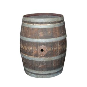Extra Large Wooden Barrel