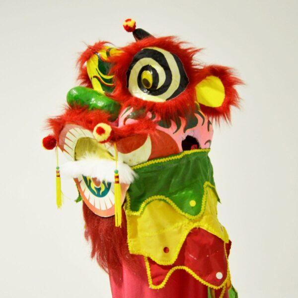 Chinese Ceremonial Dragon Head Costume
