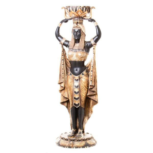 Female Egyptian Statue -0