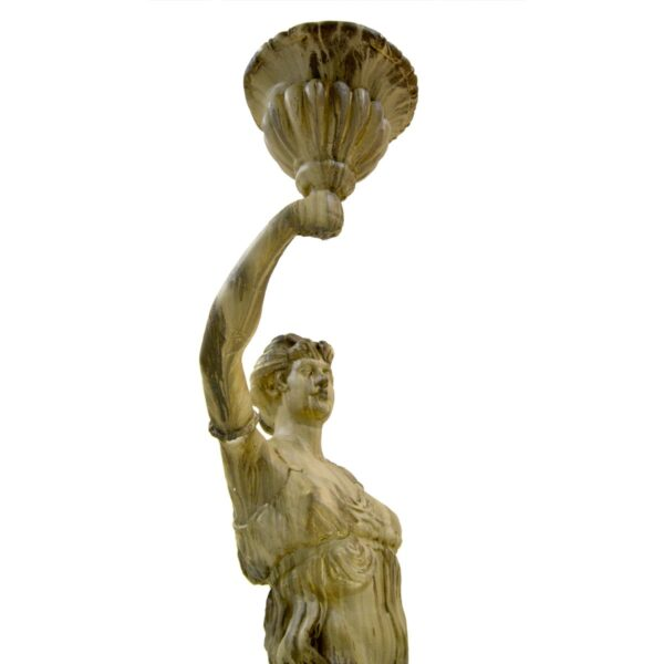 Sydney Prop Specialist - Elegant Lady Statue - Prop Hire and Event Theming