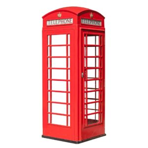 English Telephone Booth - Sydney Prop Specialists - Prop Hire and Event Theming