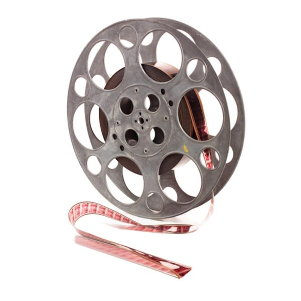 Large Film Reel-0