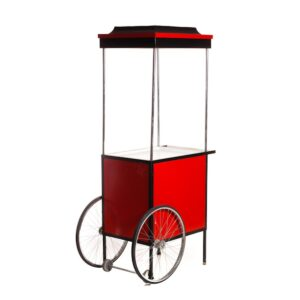 Cart 3 - Tall Food Cart
